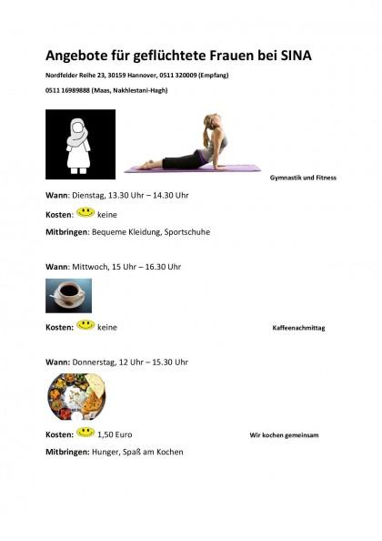 Gymnastik und Fitness für geflüchtete Frauen_SINA-001