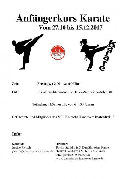 Flyer Karate-1-001