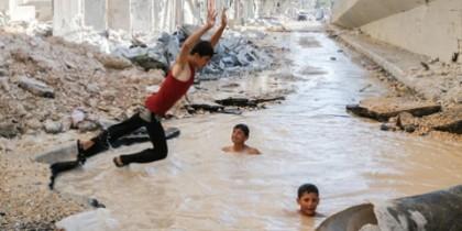 Ausstellung_Einblicke Syrien_Pavillion